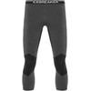 Icebreaker Winter Zone Legless Men jet heather/black